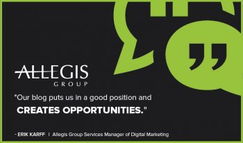 Blog posts fueled by Brafton have given Allegis Group Services major klout with their partners. Watch the video for more insights.