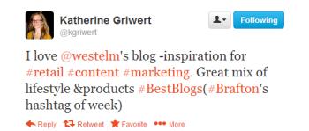 Kate Best Blogs