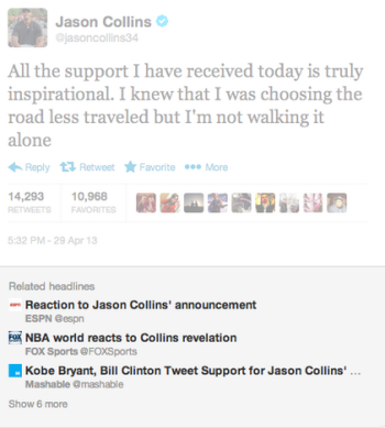Twitter Announces Related Headlines To Bring Context To Tweets.