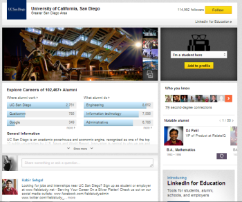 LinkedIn released University Pages, an update that brings wider audiences to the network and change expectations for social media marketing.