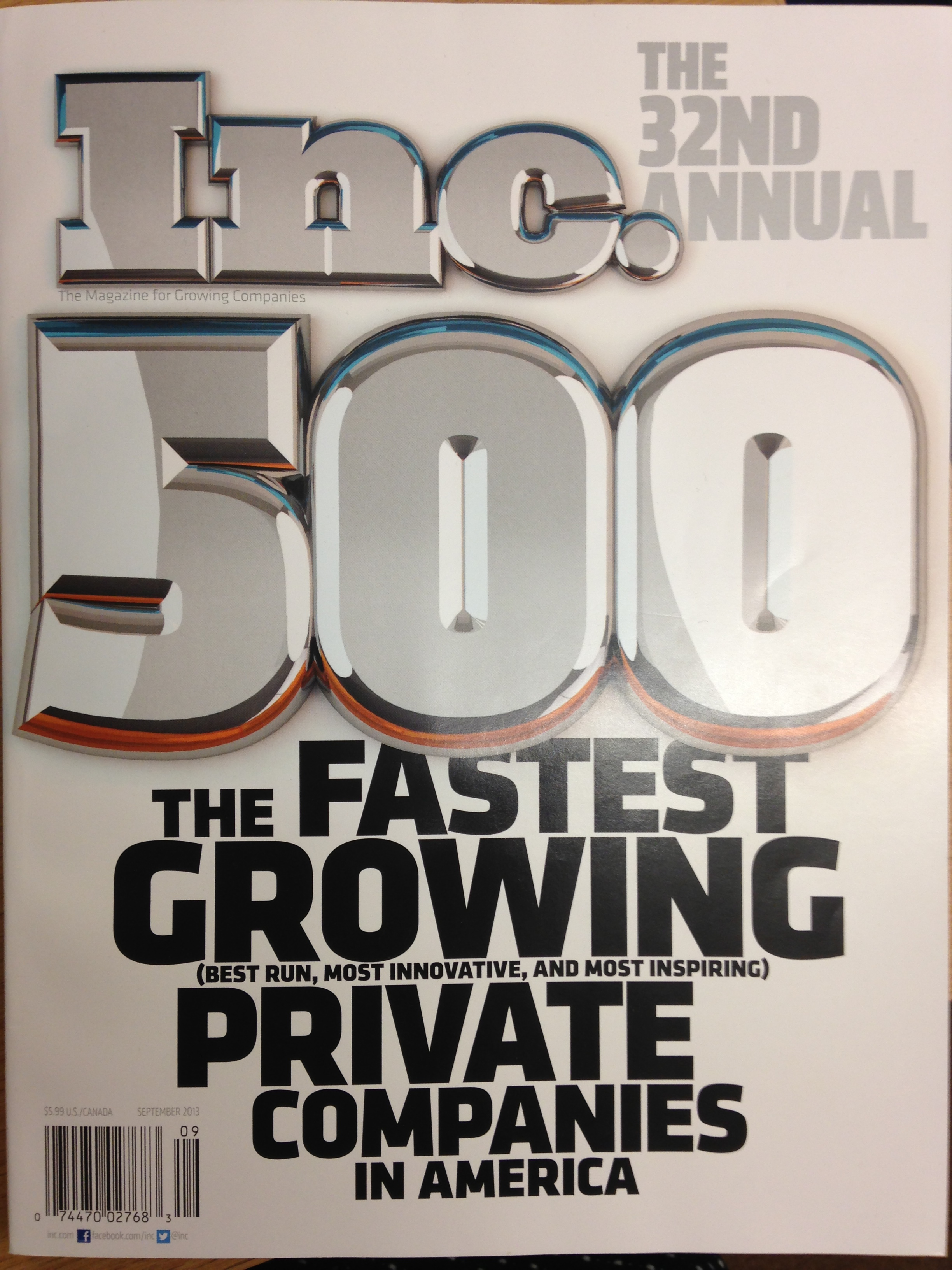 Content marketing agency Brafton made the Inc. 500 list of fastest growing companies for the second consecutive year.