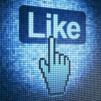 ​If a user Likes a brand on Facebook, his or her social network will likely form a positive opinion of that same company.