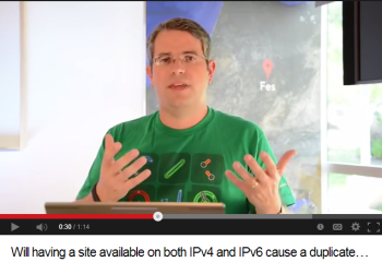 Matt Cutts explains why multiple domains don't necessarily fall under the duplicate web content category.