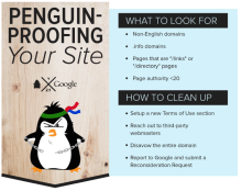 Penguin-proof linkbuilding graphic 1