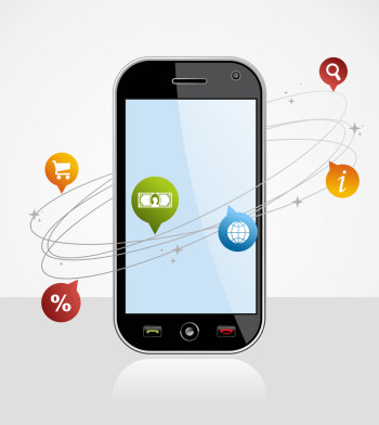 A new study finds mobile search is gaining and B2B marketers are falling behind in strategies for smartphone and tablet users.