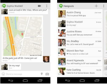 Google recently added new features to enhance visual content sharing options on its social network.