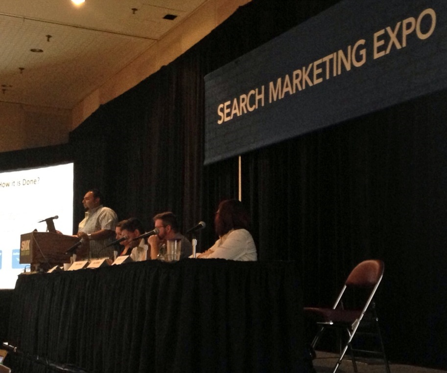 SMX's Authorship panel shared insights about why the markup is so important.