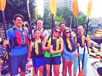 Brafton Social Kayak