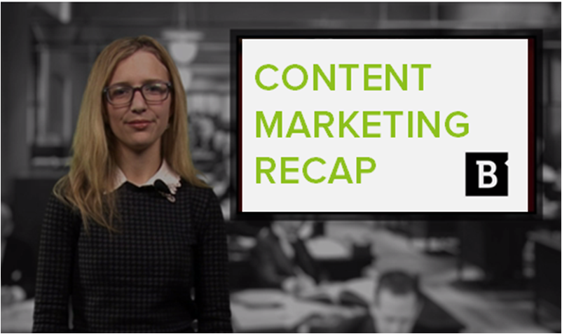 Content Marketing Recap Oct 13