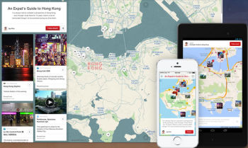Pinterest recently announced Place Pins, a new feature that adds location data to social content to help consumers map the items they love.