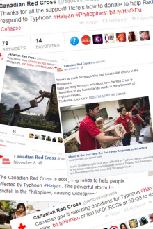 red cross canada typhoon donations