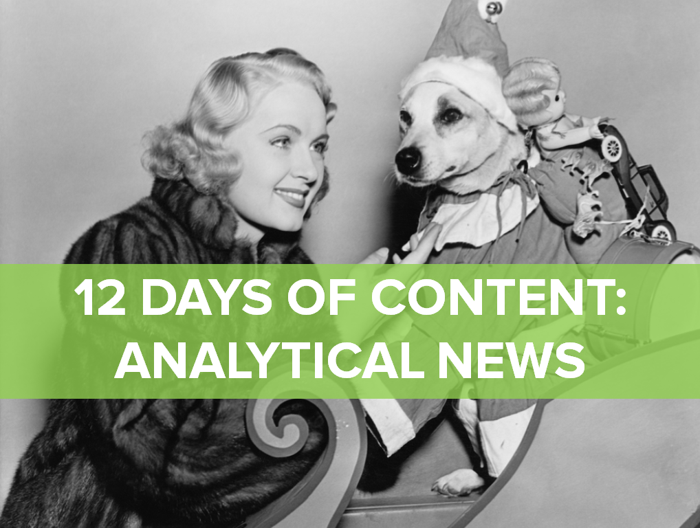 Analytics News drives SEO value and helps brands bring in new readers.