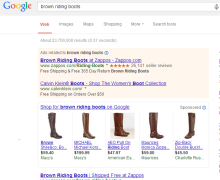 Google is updating the way it displays sponsored products in search results.