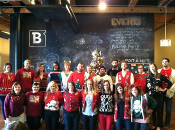 While Braftonians prepare for the holidays and the end of 2013, team members from Boston and Chicago participated in friendly face-offs to see who could find the ugliest holiday sweater […]