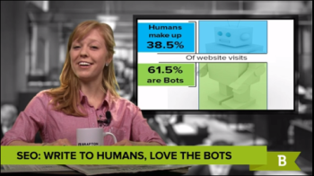 Did you know search bots visit your site more than visitors? A new study reminds SEOs to look at the bigger content analytics picture.