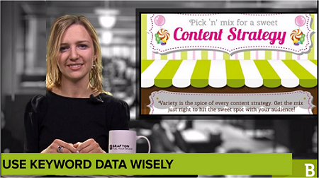 Content & Coffee Keywords Jan 13