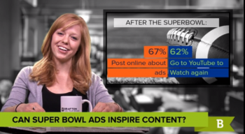 This year's Super Bowl ad commercial wins (and losses) can inspire your organic content marketing strategies for 2014.