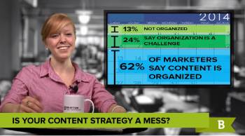 For content marketing to be a success, brands need to create organized strategies. This will ensure timely distribution and avoid missed opportunities.