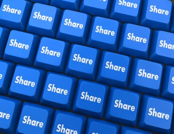 Sharing content on Facebook just become a lot more important thanks to the network's change to its newsfeed.