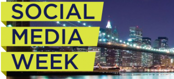 Brafton will be in attendance at this year's Social Media Week event taking place in New York City February 17 through February 21.