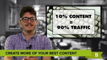 Creating content might seem hard, but with the right plan, you can find
