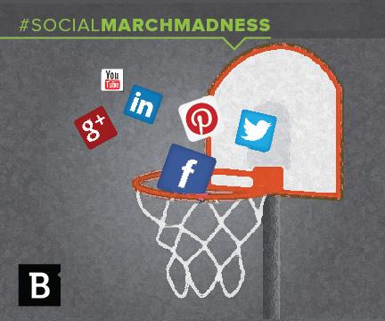 Social Media Madness - Final Four