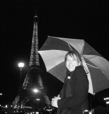 Tressa Eiffel Tower
