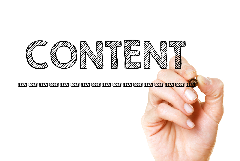 B2Bs are the most excited about their content marketing opportunities.