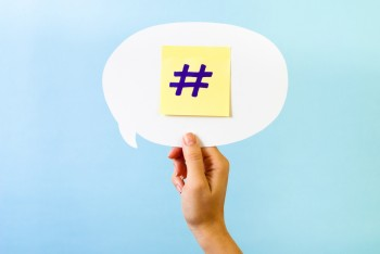 Hashtags might be an essential part of marketing on Twitter, but the feature doesn't translate as well to Facebook.
