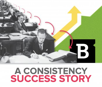 Consistency is more than a best practice. It's a proven way to generate content ROI.