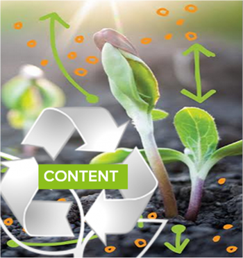 This Earth day, look for ways to conserve creative energy and marketing resources toward a clear goal - your audiences and your bottom line will thank you.