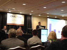 There are a number of ways companies can get more out of their paid strategies and two experts shared these insights at ClickZ Live NY.