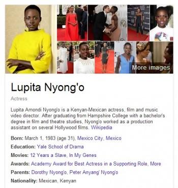 lupita info card actress