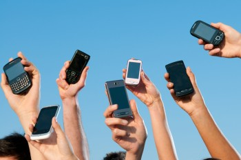 Smartphones aren't just a part of social media - increasingly, s