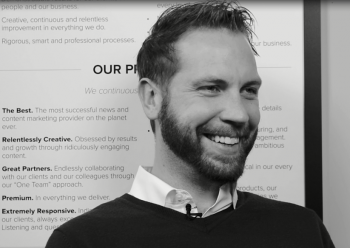 Meet Director of Account Management Ian Loader. He's risen through the ranks of Brafton's account management department to support teams based in Chicago and Boston. Management, he said, has been […]
