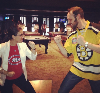 habs vs bruins