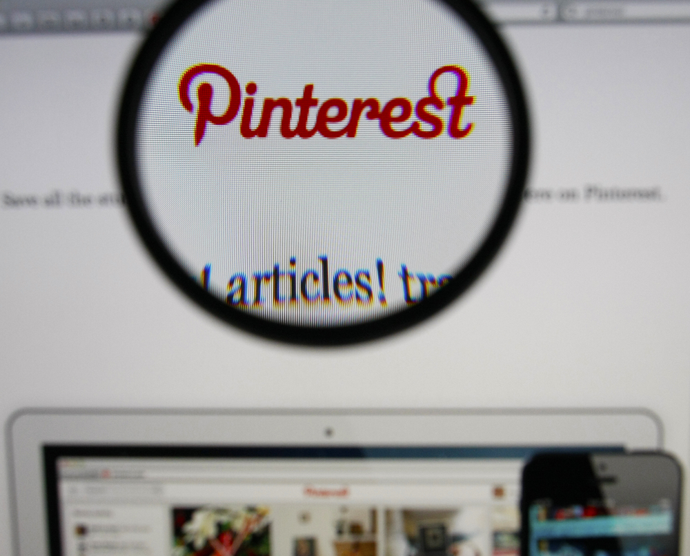 pinterest content analytics social marketing