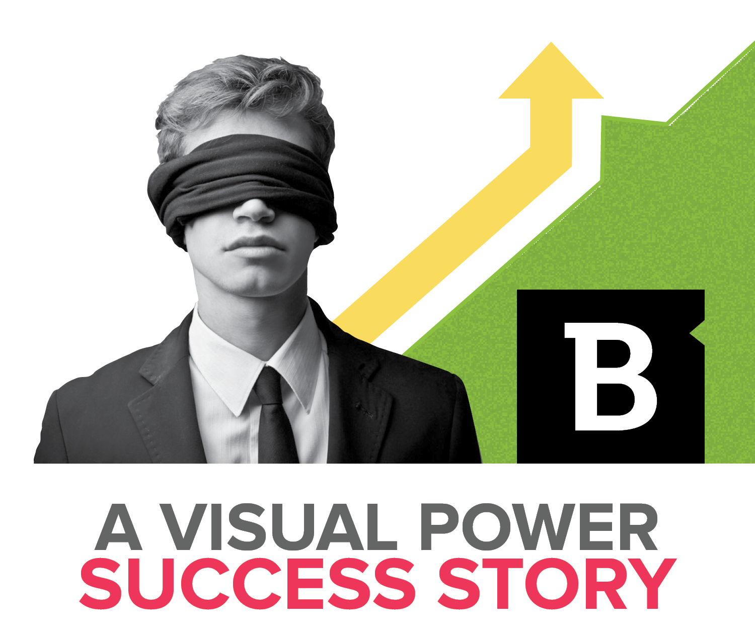 Content marketing is less likely to succeed without visuals and our client proves it.