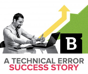 Recovery from a seemingly small mistake, like a 404 redirect, can have a huge impact on a company's marketing results.