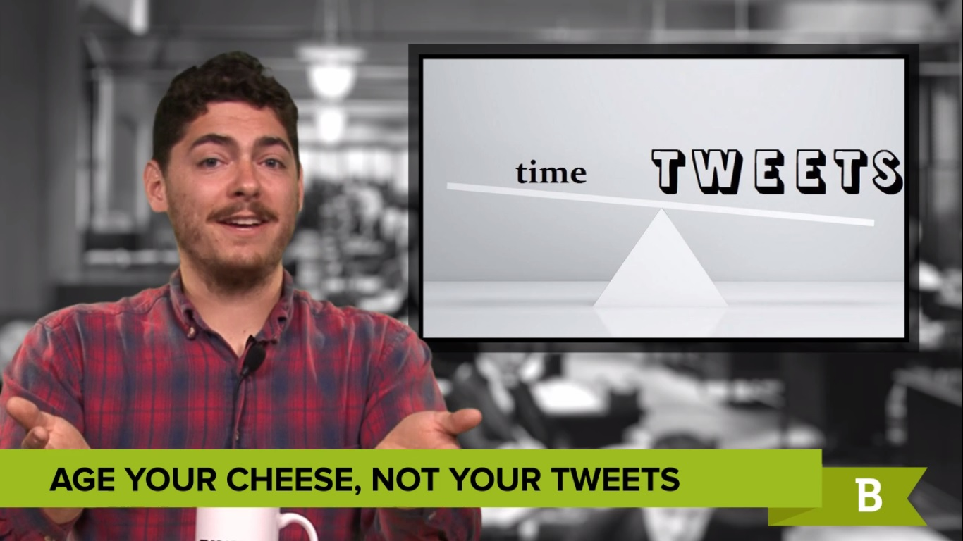 6.16 cheese tweets
