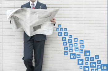 Content creators and marketers must pay more attention to Linkedin in the future - it claims there's a new class of readers that it's corralled.