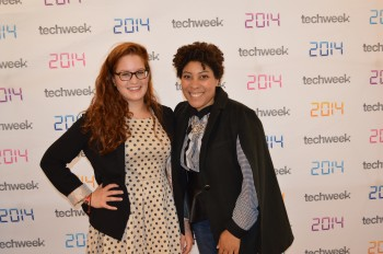 Brafton content marketing strategists were live tweeting at Tech Week Chicago. Check out their top takeaways.