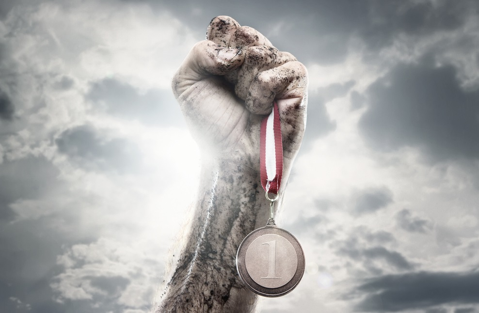 first place medal conversions content marketing