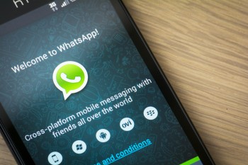 Content can reach a much wider audience when it features social sharing buttons - and WhatsApp may be joining the conversation.