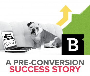 A Brafton client learned first-hand that content builds trust, and supports conversion opportunities coming from all channels.