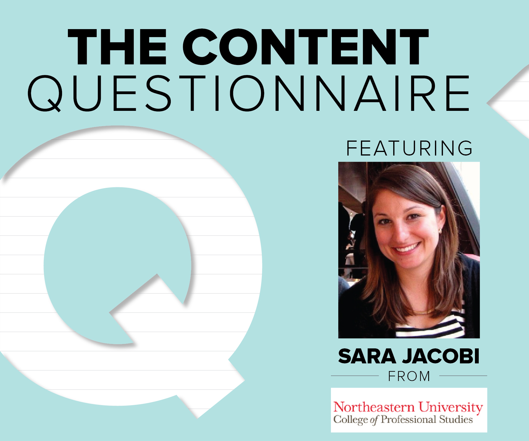 Sara Jacobi Northeastern