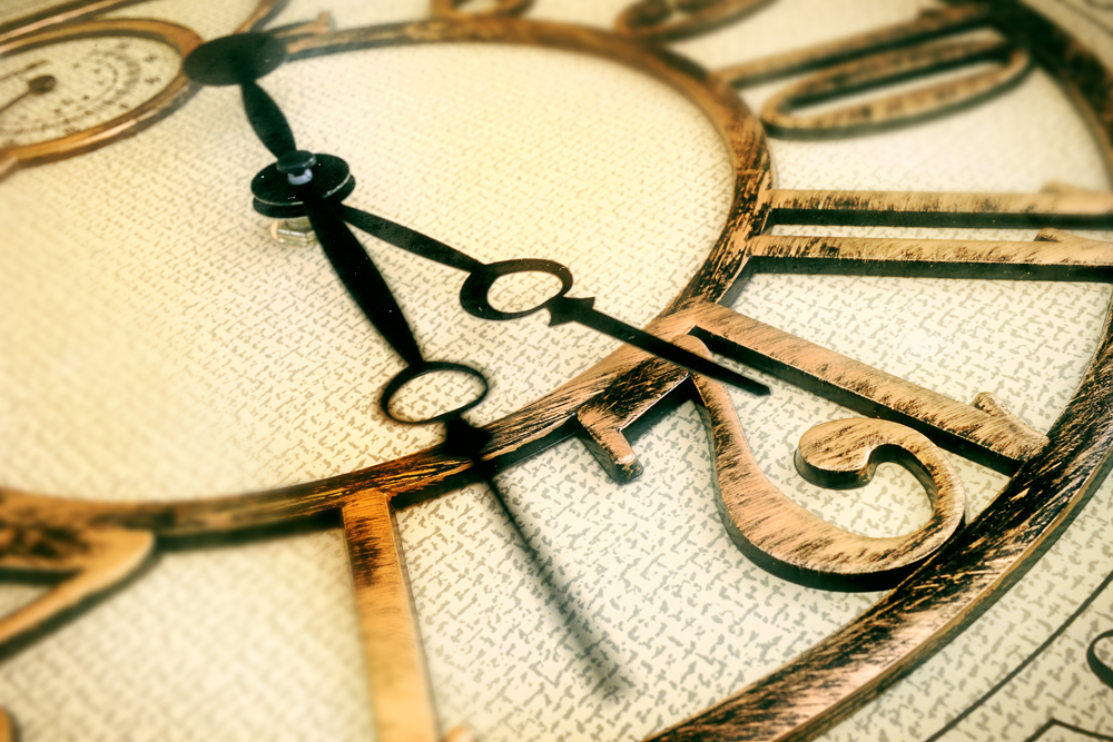 old clock google timeline content marketing knowledge graph semantic search seo