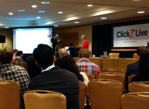 Amazon shared email marketing tips at ClickZLive