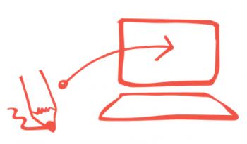 pencil computer