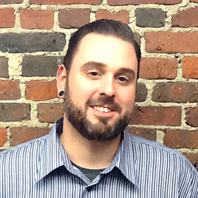 Steve's sharing what it's like to work on Brafton's graphic design team, plus a little about himself in this week's employee spotlight.